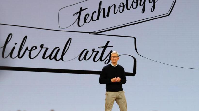 Digitalisiertes Klassenzimmer: Apple drängt mit neuem iPad in den Bildungsmarkt