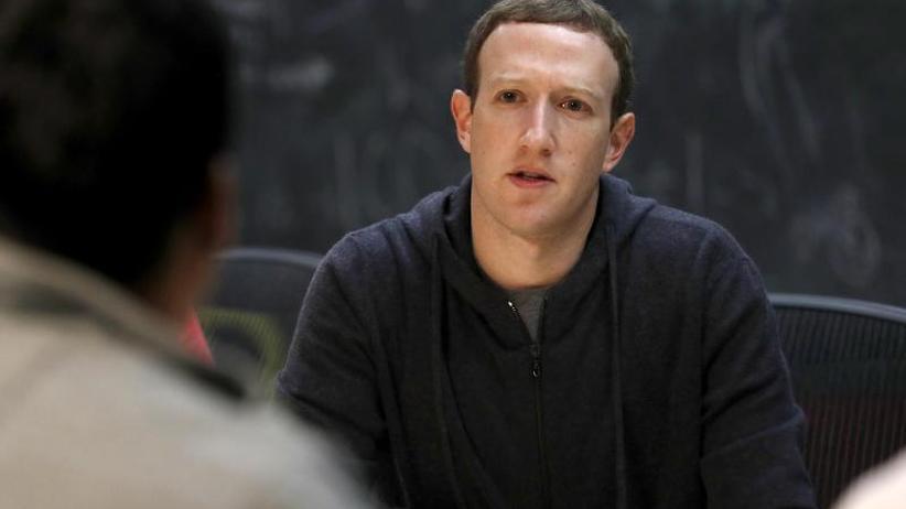 Skandal um Datennutztung: Berichte: Zuckerberg plant Aussage im US-Kongress