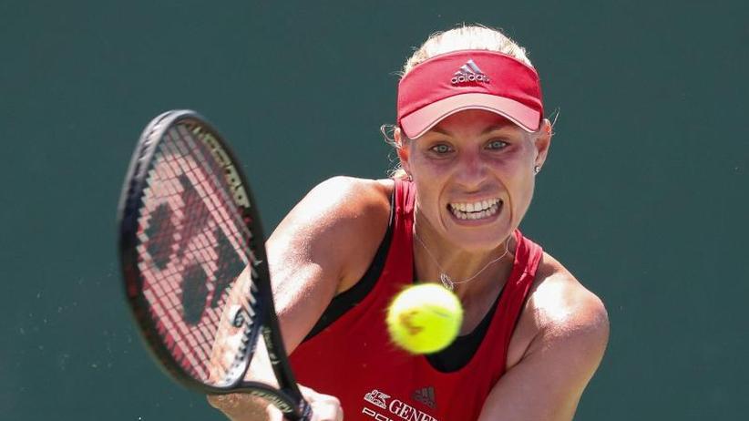 WTA-Turnier: Kerber in Miami im Viertelfinale gescheitert