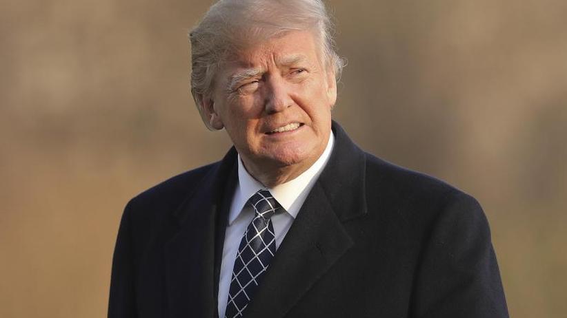 Sorge vor Handelskrieg: Will Trump die liberale Weltordnung kippen?