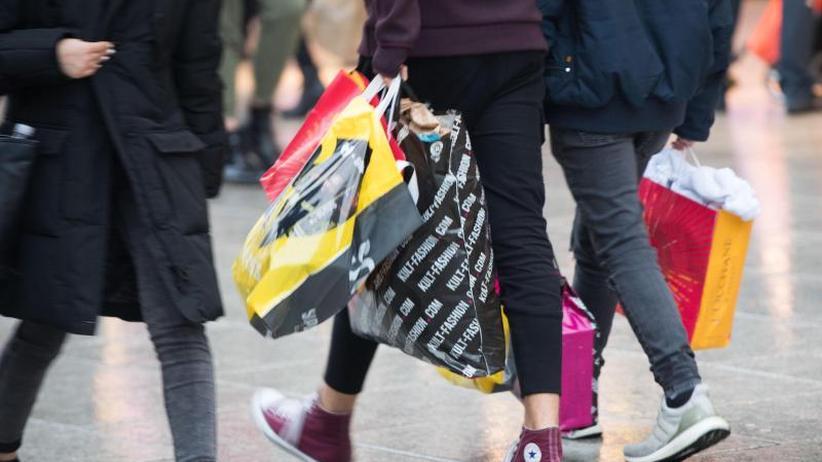 GfK-Sudie: Deutsche Verbraucher in bester Konsumlaune