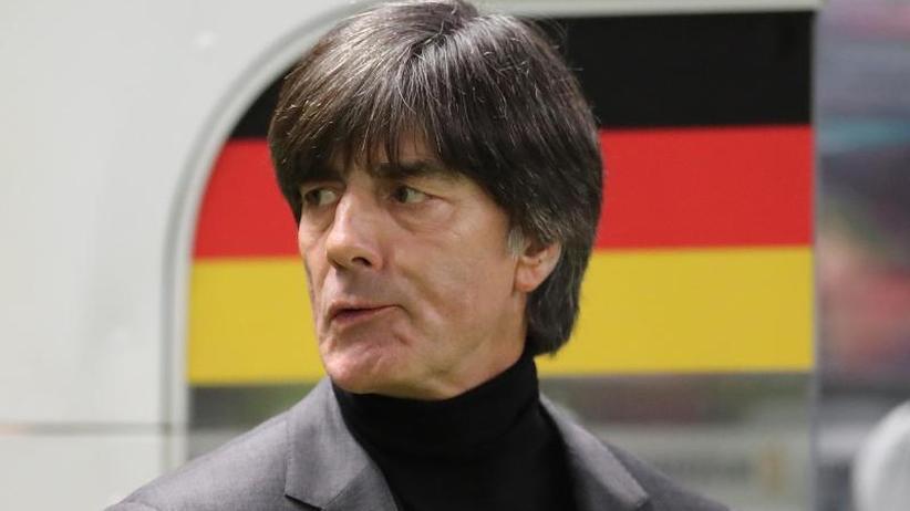 Interview: Joachim Löw: Mir bereitet kaum etwas große Sorgen