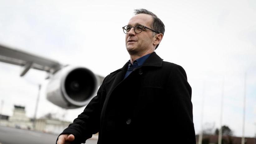 Vereinte Nationen in New York: Maas macht Wahlkampf für deutschen Sitz im Sicherheitsrat