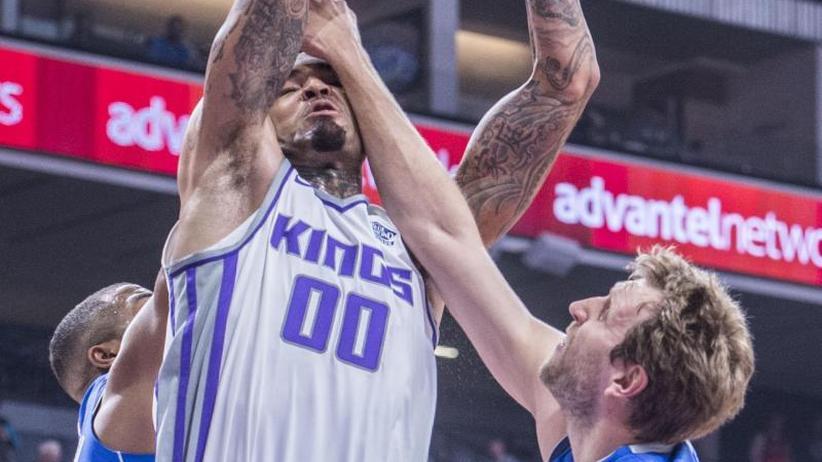 Basketball-Profiliga: NBA: Nowitzki und Kleber siegen mit Dallas