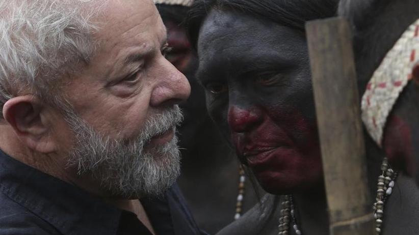 Verurteilter Politiker: Schüsse auf Fahrzeugkolonne von Brasiliens Ex-Präsident Lula