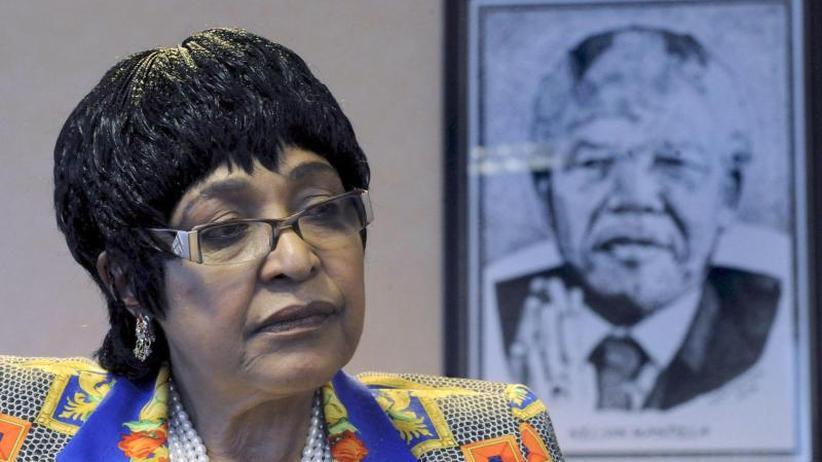Ex-Frau von Nelson Mandela: Familie: Winnie Mandela mit 81 Jahren gestorben
