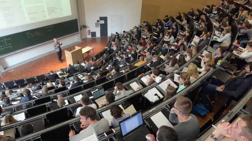 Zahl seit 2010 verdoppelt: Rekord bei Studenten ohne Abitur