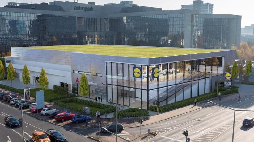 Neuer Markt für Discounter: Wohnungsnot: Platzmangel lässt Supermärkte kreativ werden
