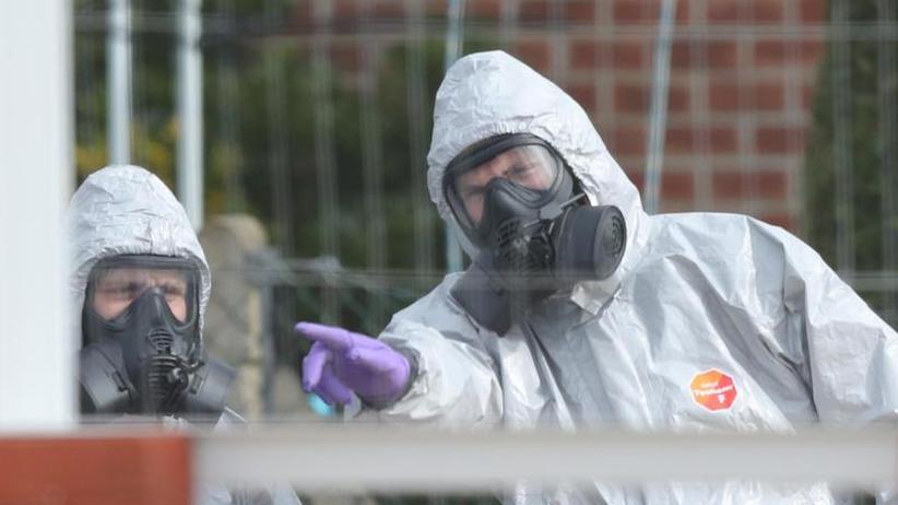 Moskau weist Vorwurf zurück: Zeitung: Skripal-Gift kommt aus russischem Labor in Schichan