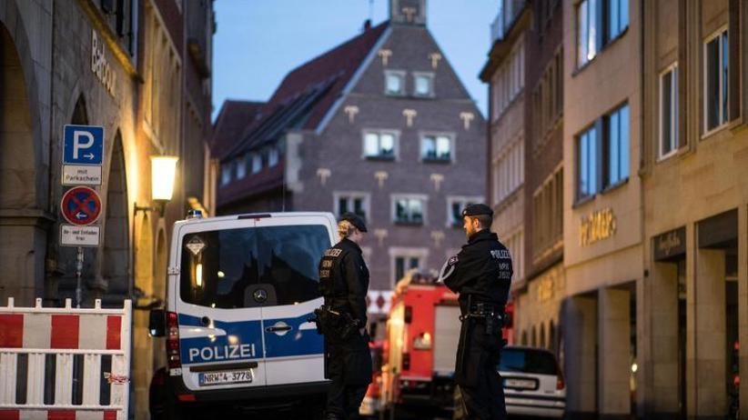 Tatmotiv weiter unklar: Amokfahrt in Münster: Mehrere Verletzte noch in Lebensgefahr