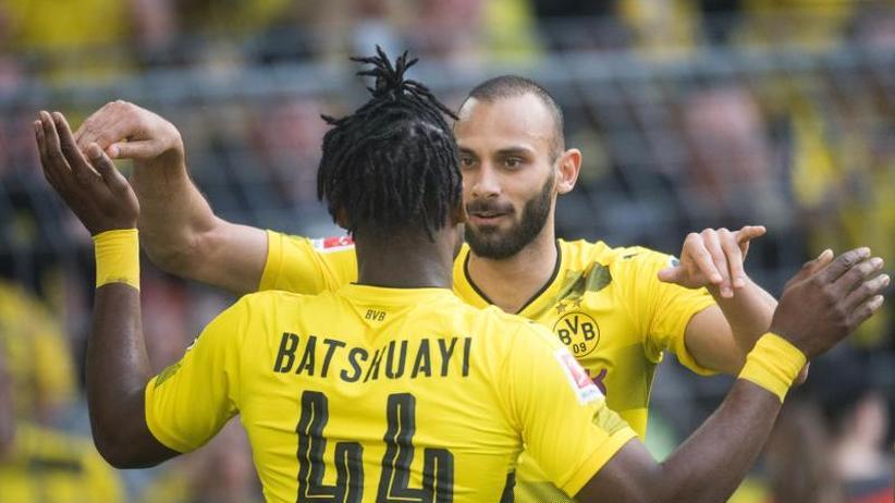 29. Spieltag: Borussia Dortmund wieder auf Erfolgskurs: 3:0 über VfB