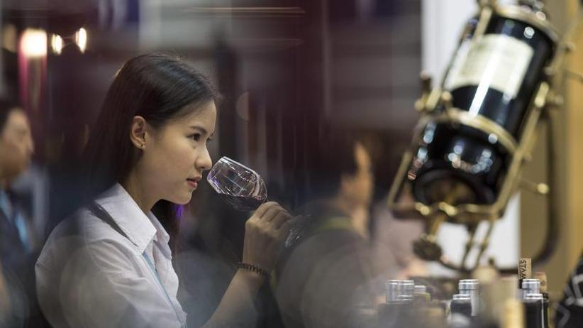 Weinexporte gestiegen: Chinesen kaufen mehr deutschen Wein
