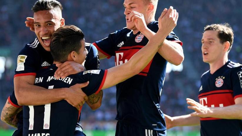 Bundesliga: Doppelte Freude für Meister Ribéry - Köln fast hoffnungslos