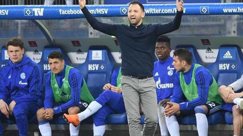 """Niederlage beim HSV: Heidel kritisiert Schalke: """"Nur 35 Minuten auf dem Feld"""""""