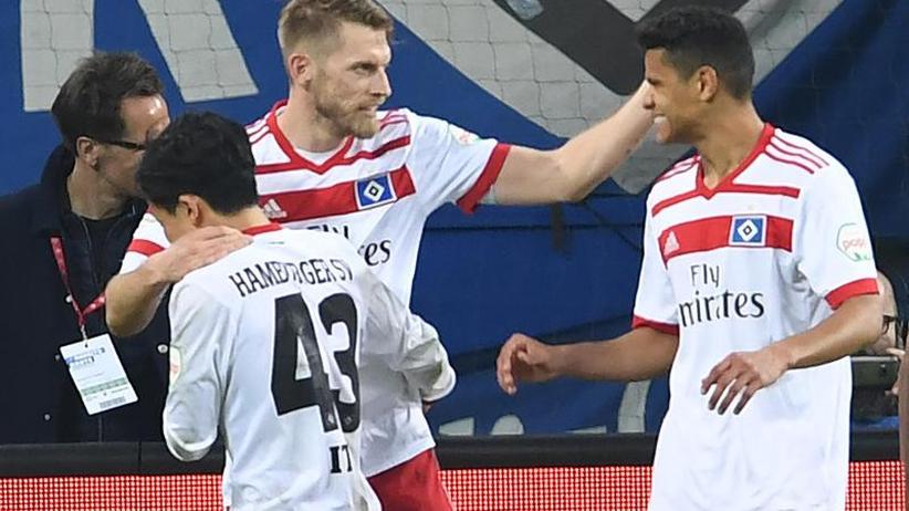 Sieg über Schalke: Hunt bringt den Glauben zurück - Matthäus macht HSV Mut
