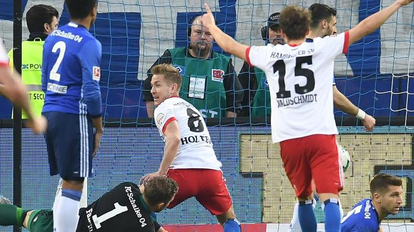 29. Spieltag: Hunt sorgt mit Hammer-Tor gegenSchalke für Hoffnung