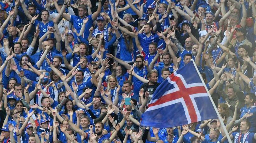 """Wem gehört das """"Huh!""""?: Markenstreit um isländischen Schlachtruf"""