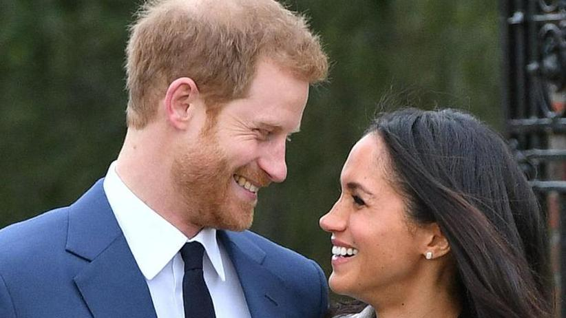 Traumhochzeit: Meghan und Harry heiraten: Vor dem Fernseher live dabei