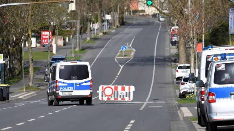 Gefahr im Garten: Paderborn steht wegen Bombenentschärfung still
