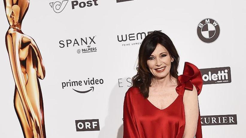 Viele politische Töne: Romy-Preise: Iris Berben als Star des Abends gefeiert