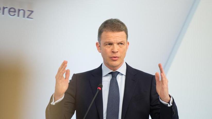 Cryan-Nachfolge: Sewing soll angeblich Chef der Deutschen Bank werden
