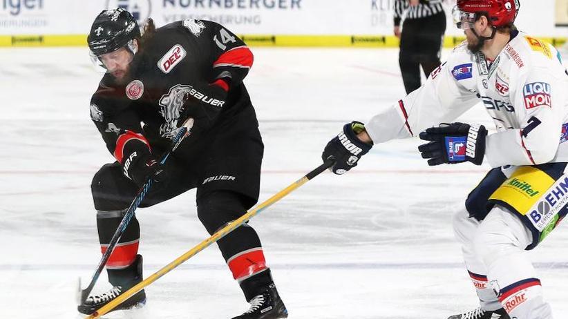 Eishockey: Sieg in Nürnberg:Eisbären Berlin erreichen DEL-Finale