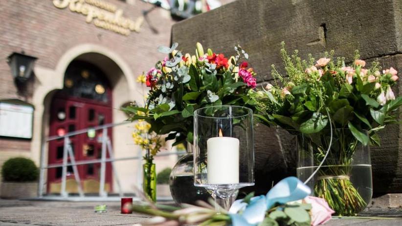 Täter handelte allein: Todesfahrt von Münster: Trauer und Rätseln über das Motiv