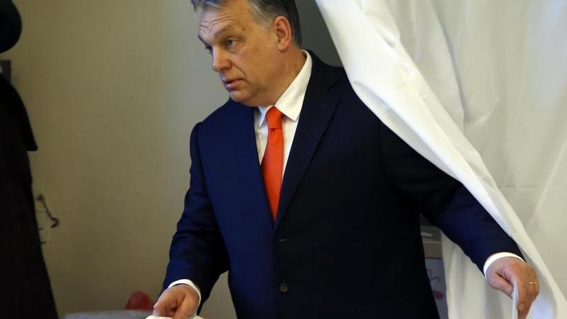 Parlamentswahlen: Ungarn wählen neues Parlament: Orban vor Wiederwahl