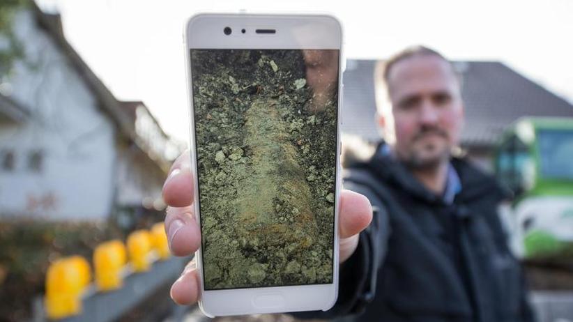 26.000Menschen betroffen: Weltkriegsbombe wird in Paderborn entschärft
