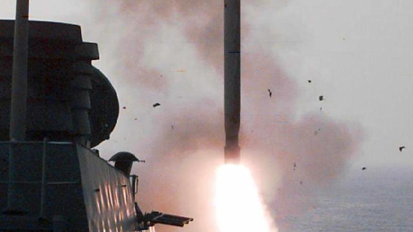 """""""Raketen werden kommen"""": Trump kündigt Militärschlag des Westens in Syrien an"""