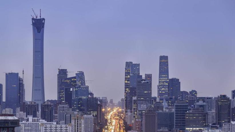Trotz Handelsstreit: Chinas Wirtschaft zieht an