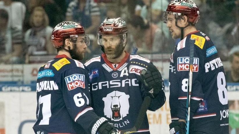 """Eishockey-Playoffs: DEL-Finale """"bei null"""" - Berlin will zweiten Auswärtscoup"""