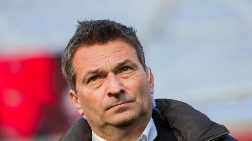 """DFB-Pokal: Finale wäre für Schalke-Vorstand Heidel """"ein Traum"""""""