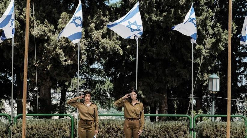 Zentrale Zeremonie am Abend: 70 Jahre Israel: Feiern zum israelischen Unabhängigkeitstag