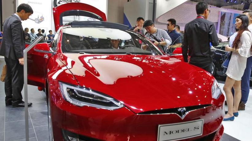 Ein Plus von 154 Prozent: China fährt bei E-Autos weiter an der Spitze