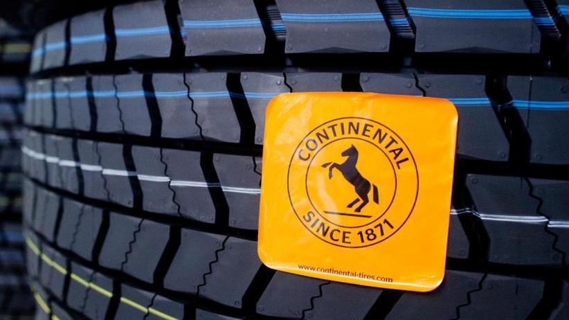 Belastungen in Reifensparte: Continental kappt Ergebnisprognose für das laufende Jahr