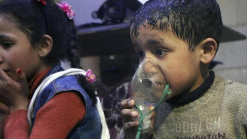 Fragen und Antworten: OPCW-Experten in Syrien: Schwierige Spurensuche in Duma