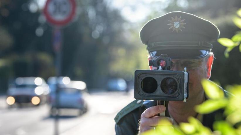 """Nicht alle Bundesländer dabei: """"Speedmarathon"""": Polizei hat große Kontrollaktion gestartet"""