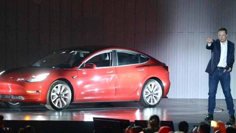 Ehrgeizige Ziele: Tesla-Chef Musk will rund um die Uhr Model 3 produzieren