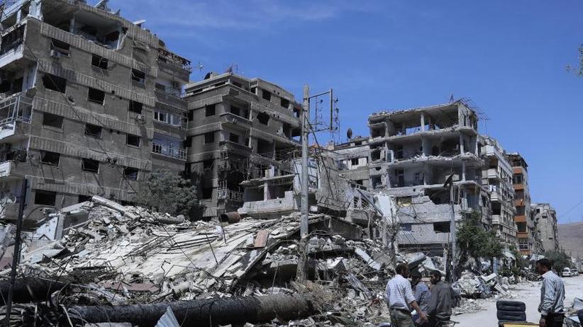 Mutmaßlicher Giftgasangriff: UN-Botschafter: Untersuchung in Syrien beginnt erst heute