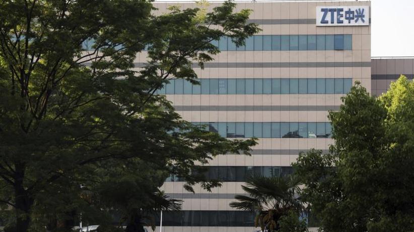 """Strafe sei """"unfair"""": Chinesischer Handybauer ZTE protestiert gegen US-Sanktionen"""
