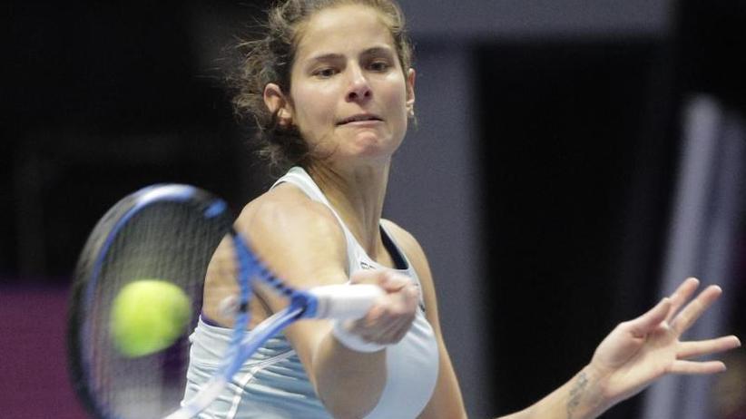 Gegen Tschechien: Tennis-Damen kämpfen ums Fed-Cup-Finale - Görges eröffnet