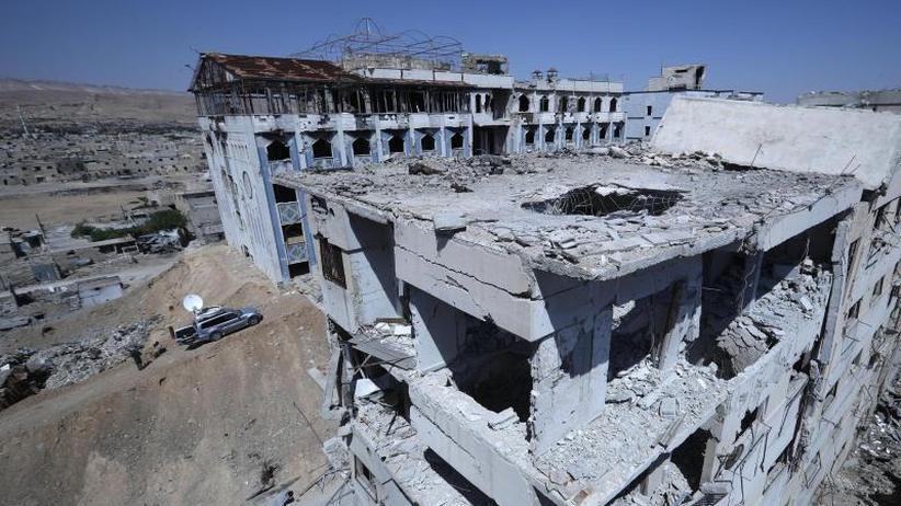 Verzögerung der Inspektion: Washington: Russland und Syrien verwischen Spuren in Duma