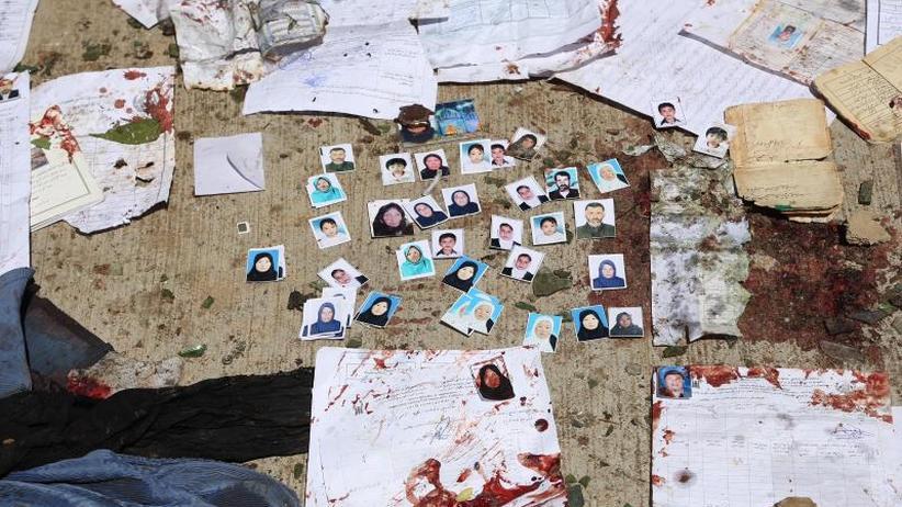 IS bekennt sich zu Tat: IS-Anschlag in Kabul:Zahl der Toten steigt auf 52