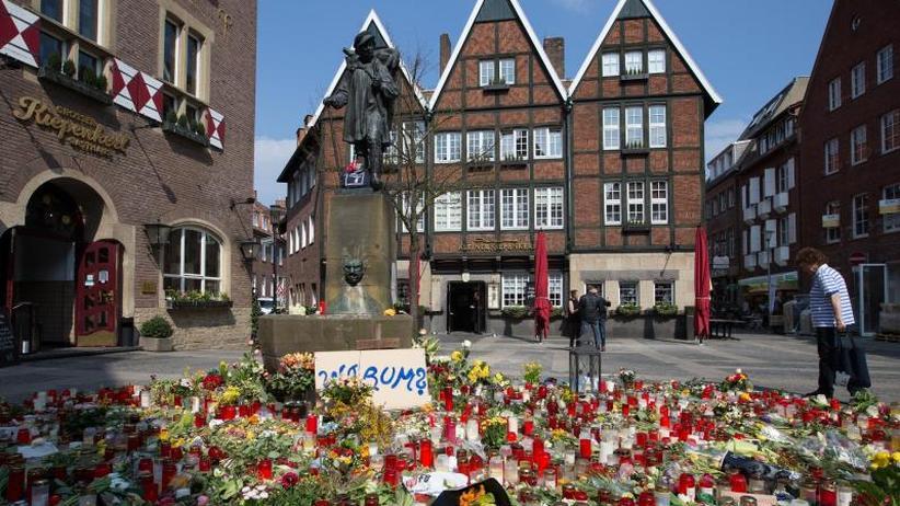 Mann (74) erliegt Verletzungen: Weiteres Opfer der Amokfahrt von Münster gestorben