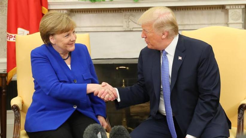 """Deutsch-amerikanische Beziehung: """"Sie macht einen fantastischen Job"""""""