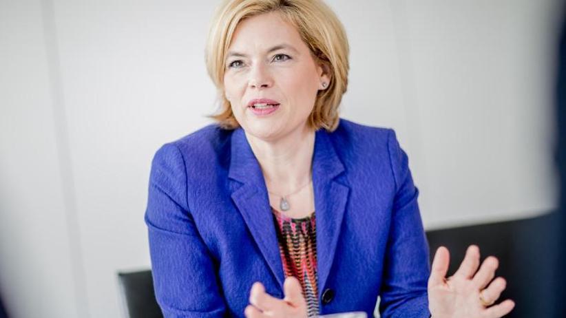 Kürzungen im Budget erwartet: Ministerin Klöckner wirbt für EU-Agrarzahlungen