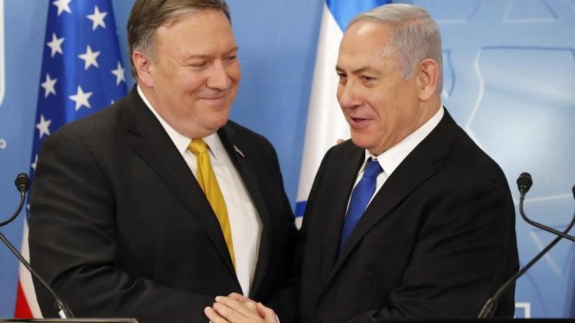 Nach Vorwürfen aus Israel: Pompeo: Atomabkommen mit dem Iran basiert auf Lügen