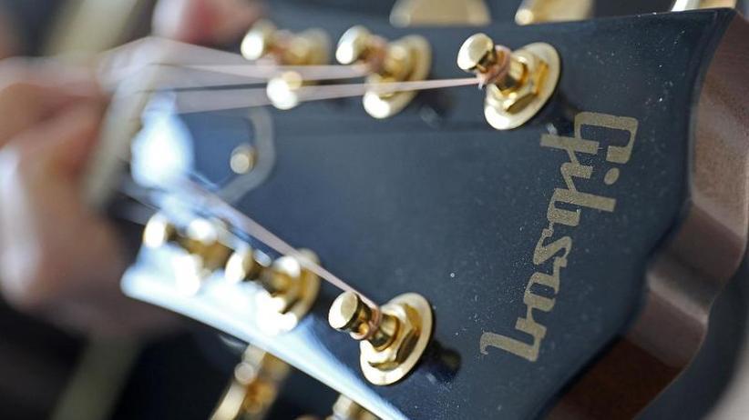 500 Millionen Dollar Schulden: E-Gitarren-Ikone Gibson beantragt Gläubigerschutz