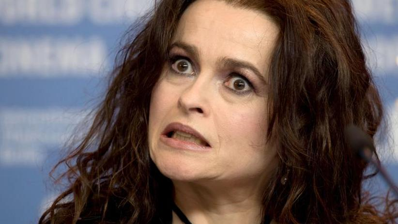 Beißerchen: Helena Bonham Carter sammelt ihre Gebisse vom Set